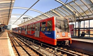 Serco loses DLR franchise