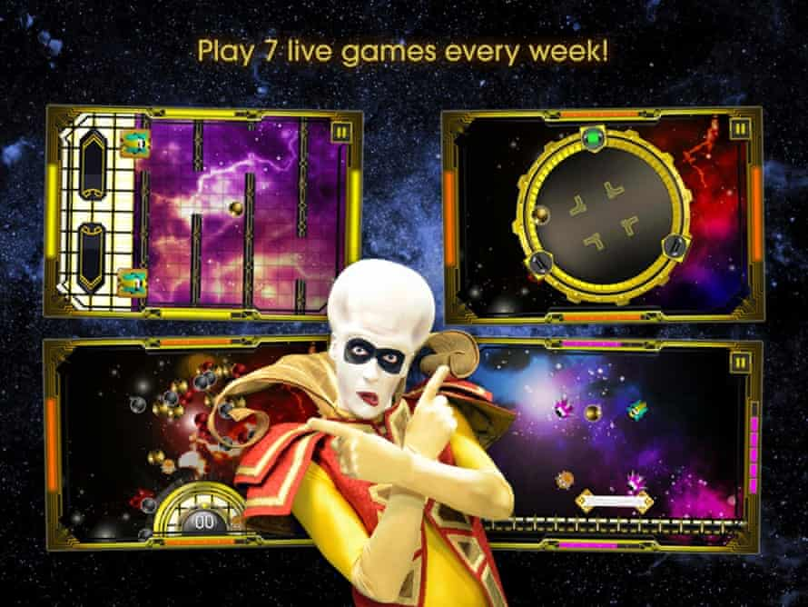 """Ludus is one of two second-screen """"playalong"""" apps launched in 2014 by CBBC."""