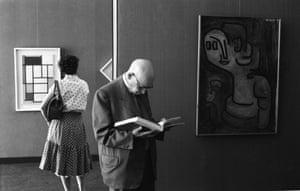 Mondrian, Klee, 1959.