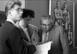 Léger Family, 1959.