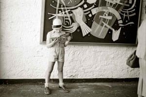 Kandinsky, Micky Mouse, 1959.