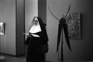 Gonzales Nun, 1959.