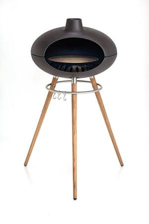 Outdoor eating: Morsø Forno grill, £895, morso.co.uk