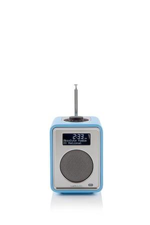 Outdoor eating: Ruark Audio R1 MkII DAB radio, £180, ruarkaudio.com