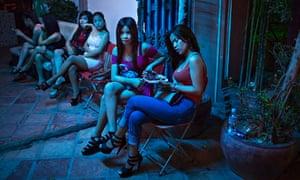 Cambodia: Virgin trade