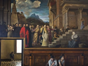 Gallerie dell'Accademia in Venice