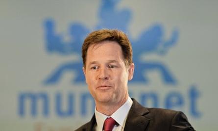 Clegg hosts Mumsnet Q&A