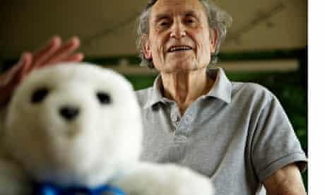 Dementia patient Ron Abbot