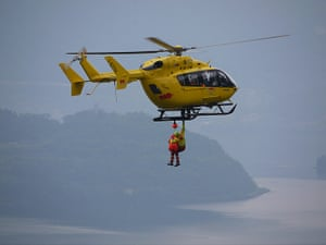 Your pictures: David Simpson helicopter picture