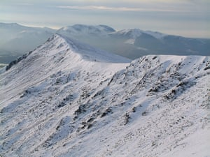 Your pictures: Steve Adams picture of a solo walker in the Lake District