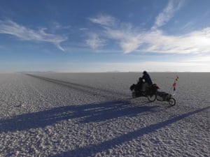 Your pictures: Salar de Uyuni in Bolivia