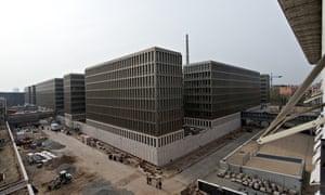 BND headquarters, Germany