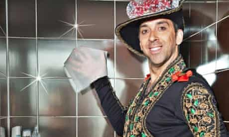 Juan Sheet, Plenty kitchen roll advertisements