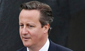 David Cameron said anyone with information about alleged child abuse by MPs should go to the police