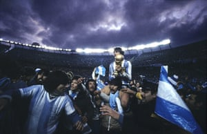 Best World Cup photos: World Cup Final - 1978