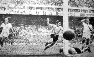 Best World Cup photos: Ghiggia