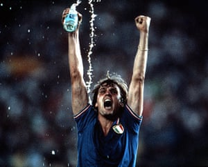Best World Cup photos.: 1982 World Cup Final. Italy 3 v West Germany 1