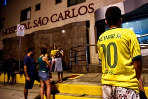 Brazil v Colombia: Fifa 2014 World Cup quarter-final