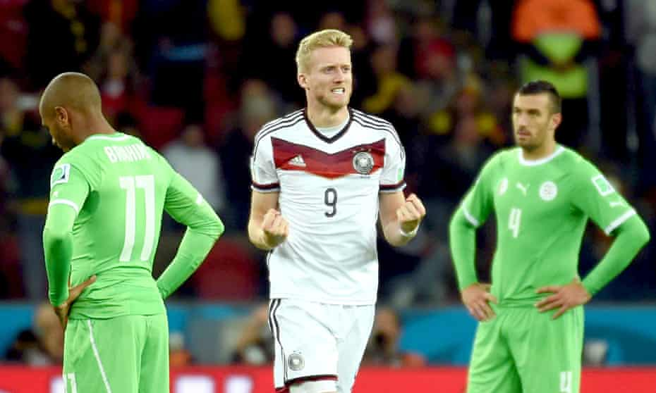André Schürrle believes Germany have deserved to win every game so far at the World Cup
