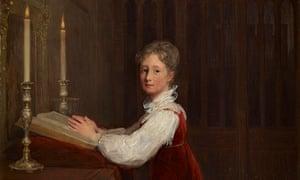art detectives young woman kneeling prayer desk david wilkie