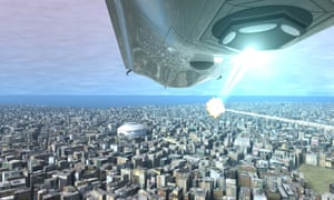 BAE futurist drones