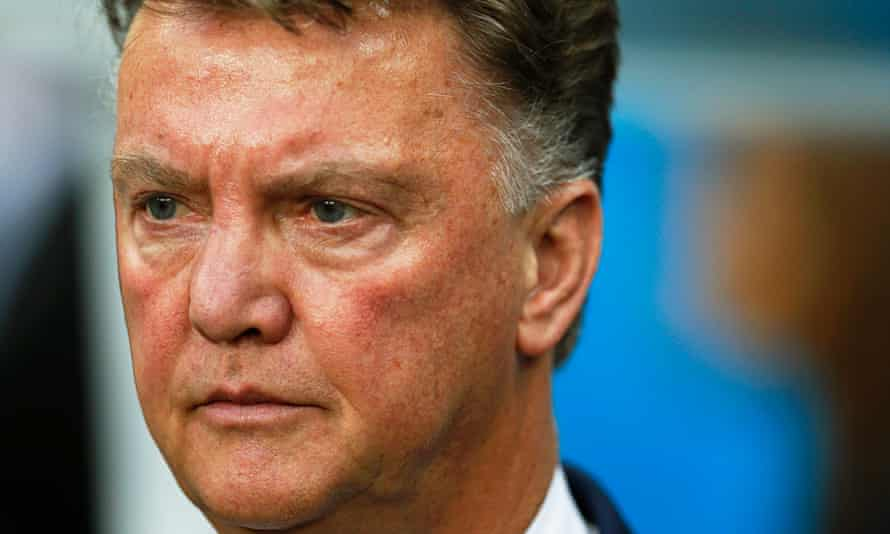 Louis Van Gaal has added Albert Stuivenberg, who has experience of Dutch youth teams, to his coaches