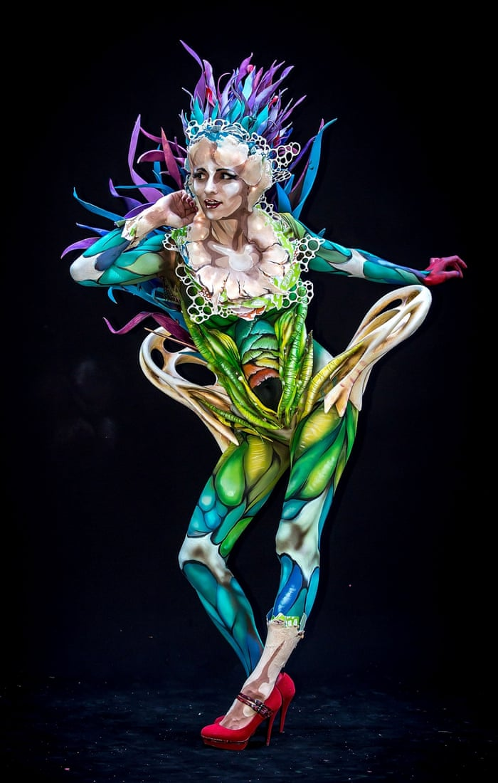The World Bodypainting Festival In Pictures Culture The Guardian