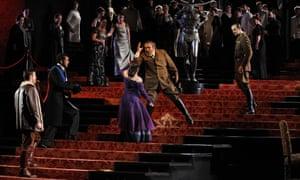 The 'still powerful' opera Otello.