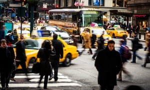 """New York street"""