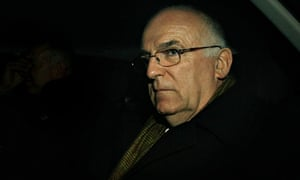 Former MI6 chief Richard Dearlove