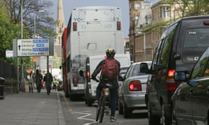 Are other cyclists really the most scary thing on the roads? Statistics suggest otherwise