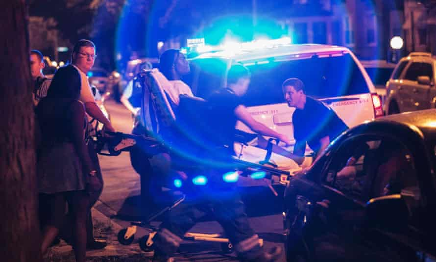 Chicago Fourth of July shooting