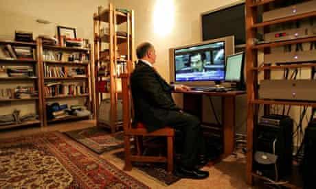 Veteran Iraqi Politician Ahmed Chalabi Prepares For Elections