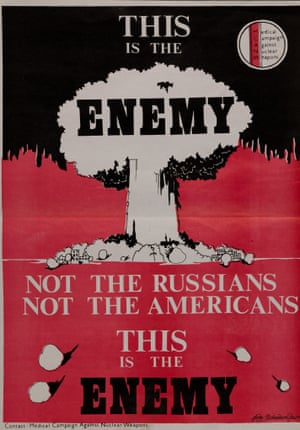 This is the Enemy poster.