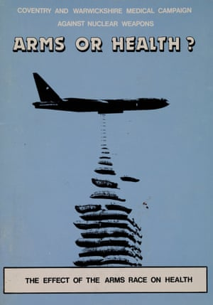 Coventry and Warwickshire Medical Campaign Against Nuclear Weapons, Arms or Health? The Effect of the Arms Race on Health (1986).