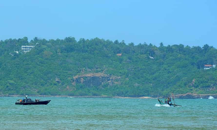 sri lankan navy