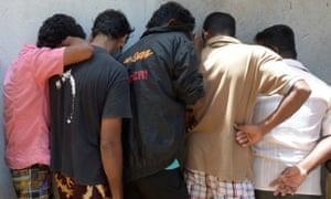 Sri Lankan asylum seekers Australia