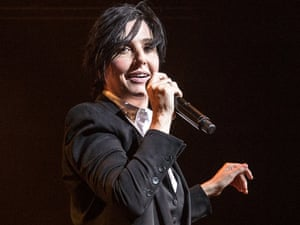 Sharleen Spiteri and other British songwriters aren't happy with YouTube.
