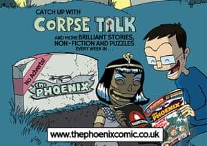 Corpse talk: ct 23