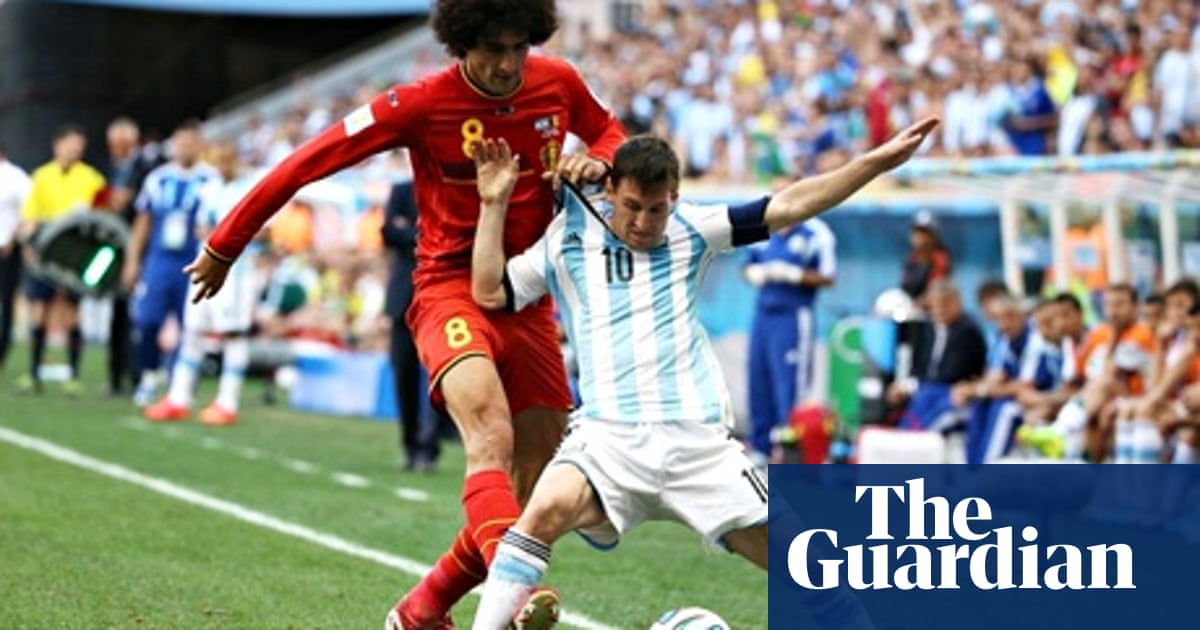 85d57fed05a World Cup 2014: why did some players wear long sleeves? | Fashion ...