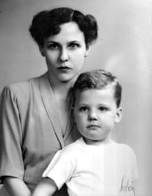David MacLean's father and grandmother