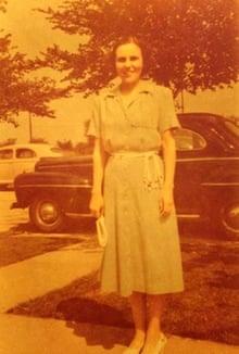 David MacLean's grandmother