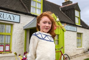 Katie Morag: the BBC Scotland production for CBeebies is broadcast in English and Gaelic versions.
