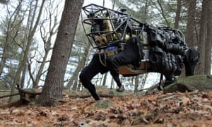 darpa Defense Advanced Research Projects Agency robot boston dynamics