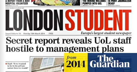 Europe's largest student newspaper to close after union