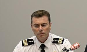 Lieutenant-Colonel Benoit Vinnemann