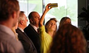 Baroness Martha Lane Fox at the launch of GO ON UK at  Sage Centre, Gateshead. Photographer Gary Calton/Sage Centre.