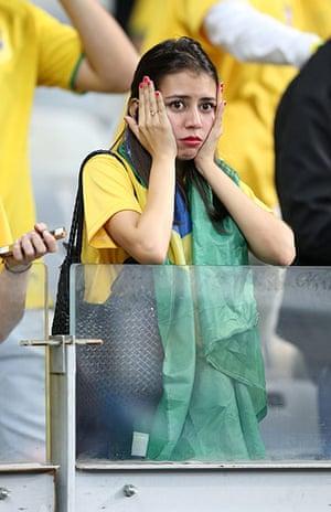 football: Brazil v Germany - Estadio Mineirao