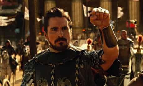Christian Bale Exodus Gods and Kings