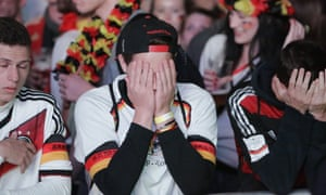 German fans give their verdict on the BBC's World Cup coverage
